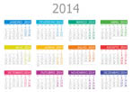 featured calendario2014