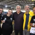 Vitor Pereira, Elizabeth Albano, Frederico Frazão, Alex Lautherbach e Rodrigo Freitas: arbitragem da ANDE oferece mais um curso